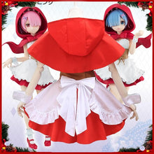 Load image into Gallery viewer, Anime Re:Life in a different world Rem & Ram Cosplay Costume SP14343 - SpreePicky FreeShipping