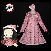Load image into Gallery viewer, Kimetsu no Yaiba Kamado Nezuko Cosplay Pajamas SP14479
