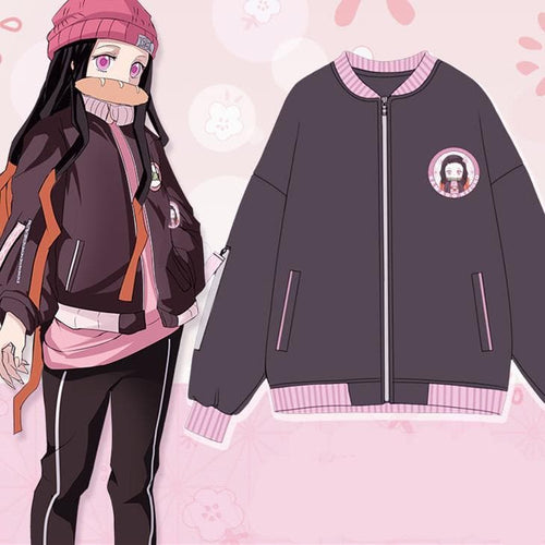 DEMON SLAYER Nezuko Jacket Coat SP14480