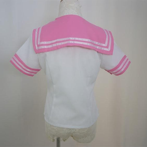 Pink Sailor Seifuku School Uniform Top Only SP140880 - SpreePicky  - 4