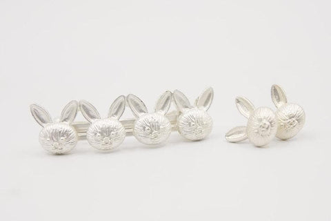 Bear/Bunny Earrings/Hair Clip SP154390 - SpreePicky  - 14
