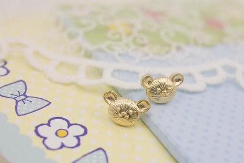 Bear/Bunny Earrings/Hair Clip SP154390 - SpreePicky  - 8