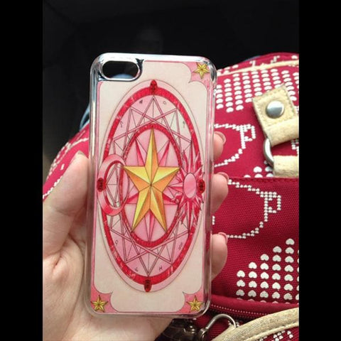 Cardcaptor Sakura The Sakura Card Phone Case SP165477