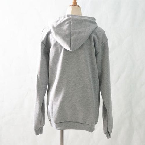 M-XXL Totoro Hooded Sweater SP153658 - SpreePicky  - 4