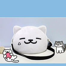 Load image into Gallery viewer, Final Stock! Neko Atsume Cat Plush Bag SP164807
