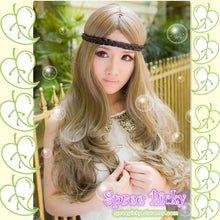 Load image into Gallery viewer, Retro linen long curly wig SP130120 - SpreePicky  - 1