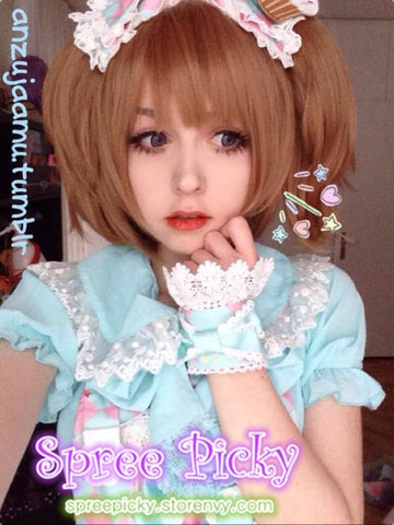 Sword Art Online Silica Brown Wig SP130160 - SpreePicky  - 2
