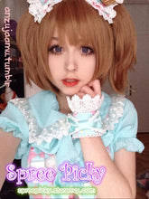 Load image into Gallery viewer, Sword Art Online Silica Brown Wig SP130160 - SpreePicky  - 3