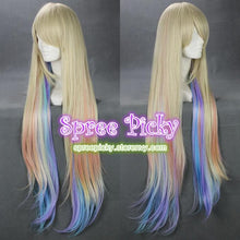 Load image into Gallery viewer, Pastel Lolita gradual colorful long wig SP130072 - SpreePicky  - 2