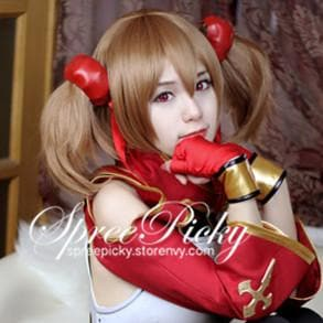 Sword Art Online Silica Brown Wig SP130160 - SpreePicky  - 4