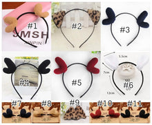 Load image into Gallery viewer, 11 styles Cutie Animal Ear Hairband SP152860 - SpreePicky  - 2