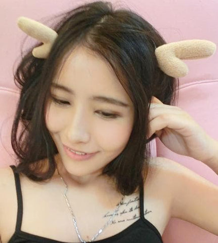 11 styles Cutie Animal Ear Hairband SP152860 - SpreePicky  - 3