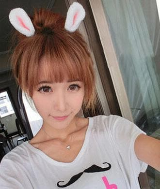 11 styles Cutie Animal Ear Hairband SP152860 - SpreePicky  - 5