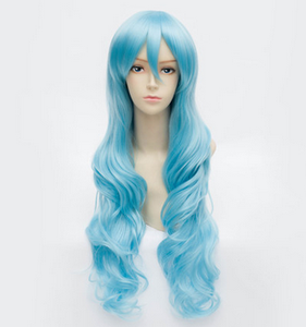 15 Colors Lolita Cosplay Curl Wig 80cm SP152579 - SpreePicky  - 13