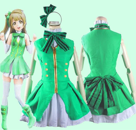 Halloween Costume Cosplay LoveLive! School Idol Project Kousaka Honoka Performance Cosplay Costume SP141240 - SpreePicky  - 4