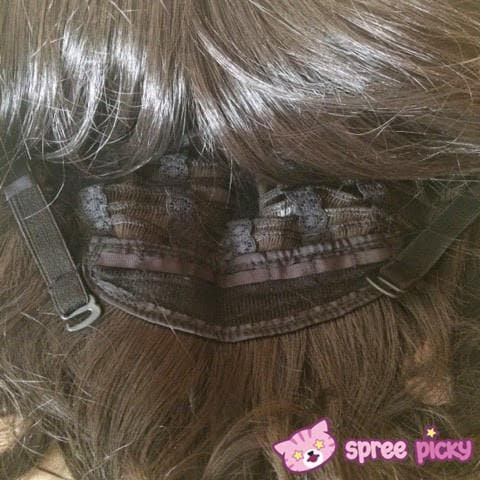 [Black/Brown] Daily Wear Bobo Short Wig SP130121 - SpreePicky  - 5