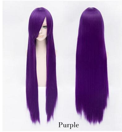 20 Colors Cosplay Long Straight Wig 100 CM SP152549 - SpreePicky  - 7