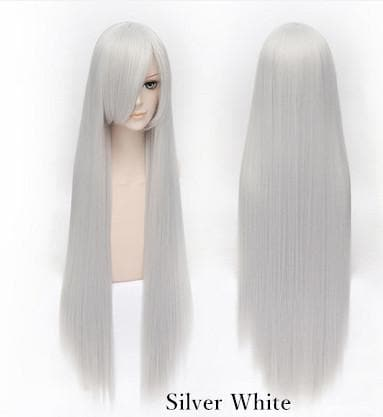 20 Colors Cosplay Long Straight Wig 100 CM SP152549 - SpreePicky  - 10