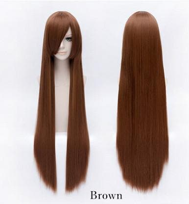 20 Colors Cosplay Long Straight Wig 100 CM SP152549 - SpreePicky  - 16