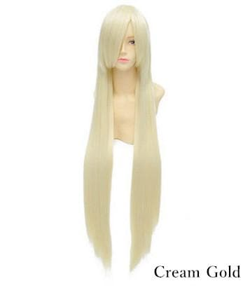 20 Colors Cosplay Long Straight Wig 100 CM SP152549 - SpreePicky  - 17