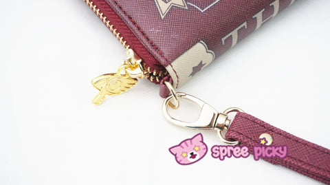2 Colors Card Captor Sakura Magic Book Hand Bag Purse Can Pack Phone SP151782 - SpreePicky  - 11
