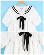 Load image into Gallery viewer, S-5XL 3 Colors Cutie Sailor Dress SP152287 - SpreePicky  - 7