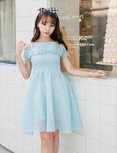 Load image into Gallery viewer, 3 Colors Dolly Princess Strap Dress SP152269 - SpreePicky  - 4