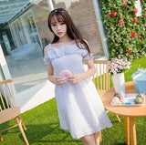 3 Colors Dolly Princess Strap Dress SP152269 - SpreePicky  - 5