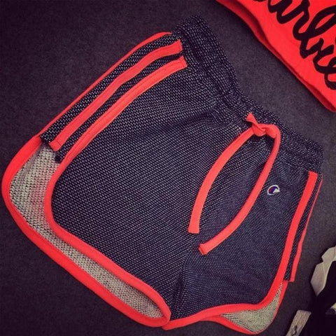 S/M/L 3 Colors Fluorescent Casual Work Out Shorts SP152699 - SpreePicky  - 7