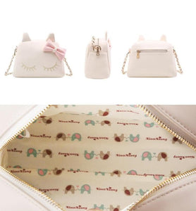 3 Colors I'm a Little Shy Cat Shoulder Bag SP153062 - SpreePicky  - 10