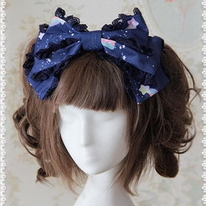 3 Colors [Infanta] Lolita Candy Bears KC Hair Accessories SP152083 - SpreePicky  - 2