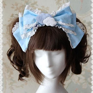 3 Colors [Infanta] Lolita Candy Bears KC Hair Accessories SP152083 - SpreePicky  - 4