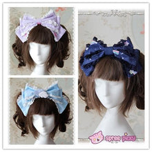 Load image into Gallery viewer, 3 Colors [Infanta] Lolita Candy Bears KC Hair Accessories SP152083 - SpreePicky  - 1