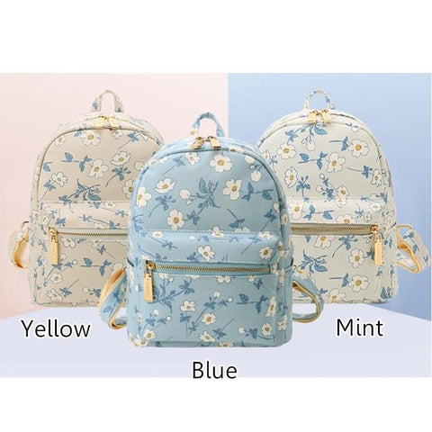 3 Colors Little Daisy Backpack SP152533