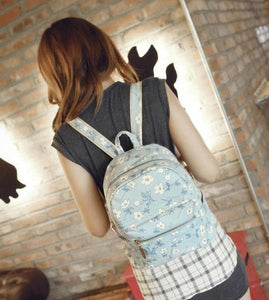 3 Colors Little Daisy Backpack SP152533 - SpreePicky  - 2