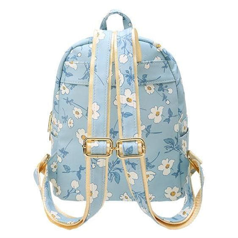 3 Colors Little Daisy Backpack SP152533 - SpreePicky  - 4