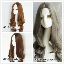 Load image into Gallery viewer, 3 Colors Pastel Long Curl Wig SP1711209