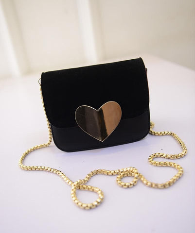 3 Colors Peach Heart Mini Shoulder Shoulder Bag  SP152366 - SpreePicky  - 2