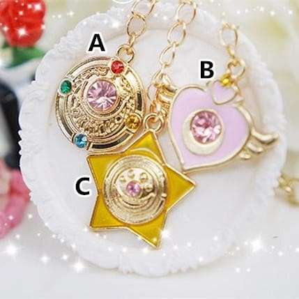 [3 Styles]Sailor Moon Phone Pluggy/Bracelet SP167217