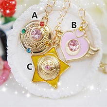 Load image into Gallery viewer, [3 Styles]Sailor Moon Phone Pluggy/Bracelet SP167217