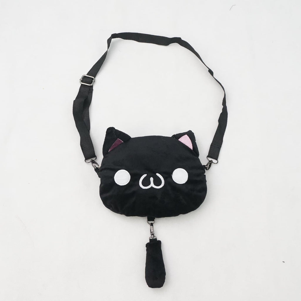 3 colors Kawaii [Neko Atusme] Cat Plush Bag SP153523 - SpreePicky  - 8