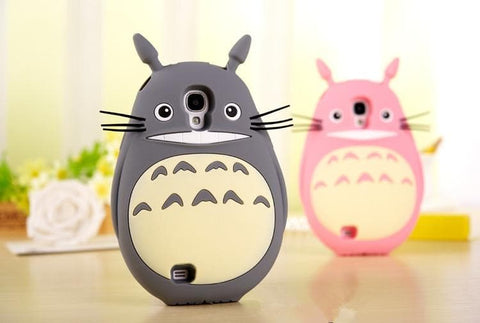 4 colors Totoro Phone Case SP153334 - SpreePicky  - 5