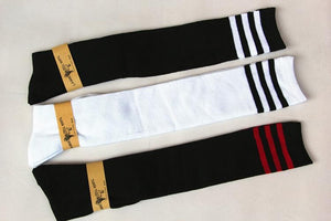 8 Colors Stripes Thigh High Over Knee Socks SP153576 - SpreePicky  - 9