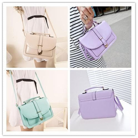 4 Colors Candy Shoulder Bag SP152442 - SpreePicky  - 2