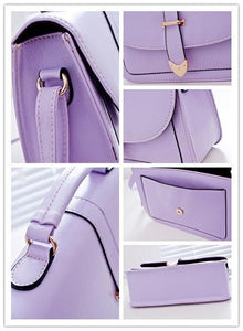 4 Colors Candy Shoulder Bag SP152442 - SpreePicky  - 7