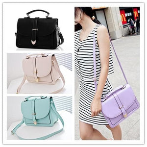 4 Colors Candy Shoulder Bag SP152442 - SpreePicky  - 1