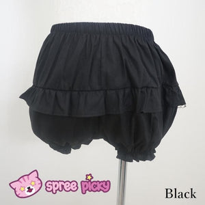[4 Colors] Flounce Simper Bloomer Shorts SP140974 - SpreePicky  - 4
