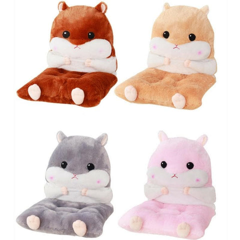 4 Colors Hamster Seat Cushions SP1711177