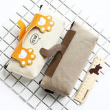 4 Colors Kawaii Cat Paw Pencil Case SP1812630