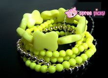 Load image into Gallery viewer, 4 Colors Macarons Bracelets SP152546 - SpreePicky  - 3